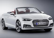 Audi A5 Cabrio (2016->>)