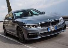 BMW Serie 5 (2016->>)