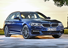 BMW Serie 5 Touring (2017->>)