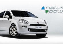 Fiat Punto a metano con sconto di 5000 €