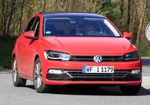 Volkswagen Polo, le foto spia della nuova generazione