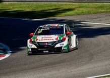 WTCC 2017, Ungheria, Opening Race: vince Monteiro