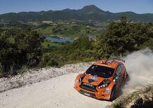 CIR 2017 Rally Adriatico. A Campedelli Tappa2, a Scandola la 5a Vittoria consecutiva