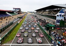 24h di Le Mans 2017: ecco la lista dei partenti