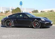 Porsche 911, rinviato il progetto Hybrid