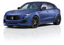 Maserati Levante, NOVITEC presenta Esteso