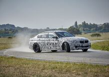 BMW M5, sarà 4x4 con la trazione M xDrive