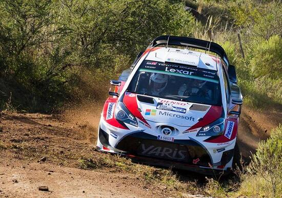 WRC17. Il Concetto… Finlandese di Toyota. Part 1, Makinen