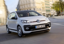 Volkswagen up! GTI, city car da 115 CV [Video]