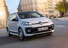 Volkswagen up! GTI, city car da 115 CV [Video]