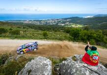 WRC17 Portogallo. 2a Tappa: Portogallo sedato, in testa c'è Ogier (Ford)