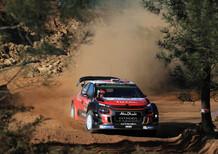 WRC 2017/Citroen. Breen e Martin (C3 WRC) a caccia di certezze