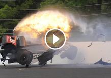 500 Miglia di Indianapolis: Bourdais, grave incidente nelle qualifiche [Video]