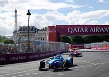Formula E, ePrix di Parigi: vince Buemi