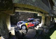 WRC17 Portogallo. Fantastico Ogier (Ford M-Sport)
