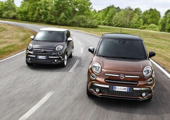 Nuova Fiat 500 L: col restyling diventa anche crossover