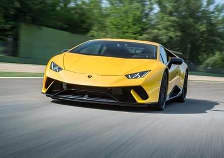 Lamborghini Huracan Performante, la più veloce è lei [Video primo test]