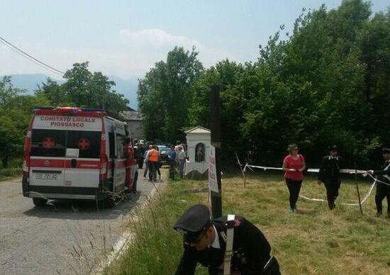 Rally Città di Torino: auto travolge 4 spettatori, morto un bambino