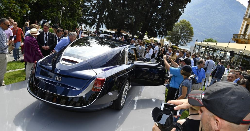 Rolls-Royce Sweptail: quando il sogno te lo realizza su misura il Costruttore