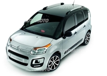 Citroen C3 Picasso Exclusive Cinema: buona visione (a bordo)!