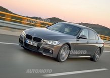 BMW Serie 3, ecco il restyling