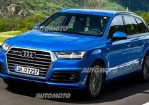 Nuova Audi Q7 [video]