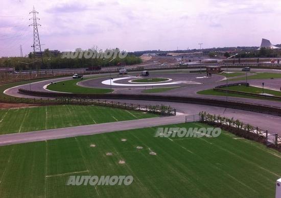 Siamo stati alla nuova pista di Arese ex-Alfa Romeo