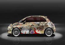 Fiat 500 Kar_masutra, se Lapo va sul sexy