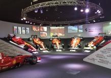 Museo Ferrari a Maranello, inaugurato l'ampliamento