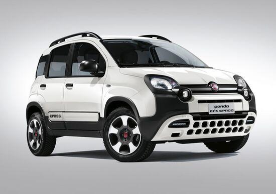 Fiat Panda: ecco la nuova City Cross e la rinnovata 4x4