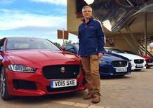 Andrew Gillham: «La Jaguar XE doveva essere perfetta»