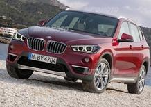 Nuova BMW X1: a noi piace immaginarla così