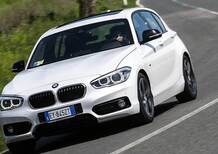 BMW Serie 1 restyling