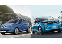 Quale comprare, Confronto: BMW i3 Vs Renault ZOE