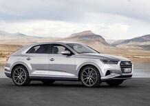 Audi Q8, ecco come sarà il futuro SUV top di gamma dei Quattro Anelli