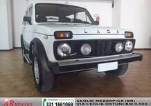 Lada Niva 1.6 cat GLX del 1995 usata a Ceglie Messapica