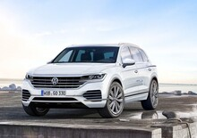 Volkswagen Touareg: le ultime immagini [rendering]