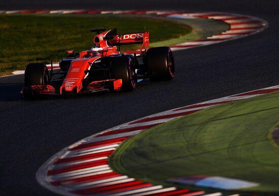 F1 Montreal 2017: Brown irritato per i mancati aggiornamenti alla Mclaren