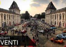 Cars&Coffee al Salone auto di Torino 2017 [Video]