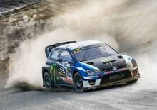 Mondiale Rallycross. Kristoffersson (VW) vince a Hell e allunga