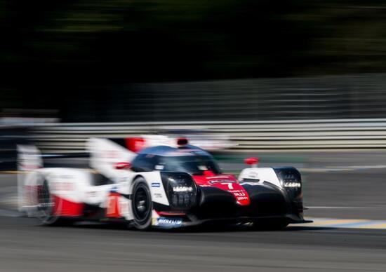 Le Mans, la Toyota, la Juve e la Champions