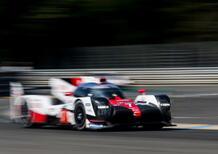 24 Ore di Le Mans 2017: Toyota al top nelle Qualifiche 1