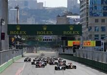 Orari Formula 1 GP Azerbaijan 2017 diretta Sky differita Rai