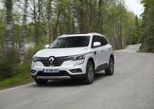 Renault Koleos, SUV alla francese [Video primo test]