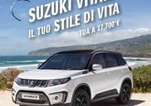 Suzuki nuova Vitara a 17700 €