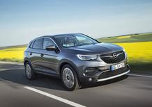Grandland: la X di Opel cresce, anche nel target