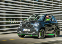 Smart Fortwo Cabrio Electric Drive: it's summer time!