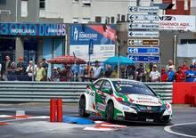 WTCC Portogallo, Main Race: vince Michelisz