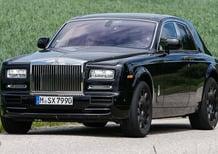 Rolls-Royce Cullinan: prosegue lo sviluppo del SUV