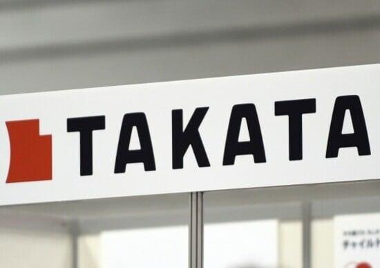 Takata chiede la procedura di fallimento